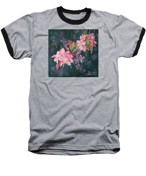 Blossoms For Sally Baseball T-Shirt