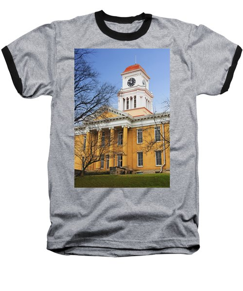 Blount County Courthouse Baseball T-Shirt