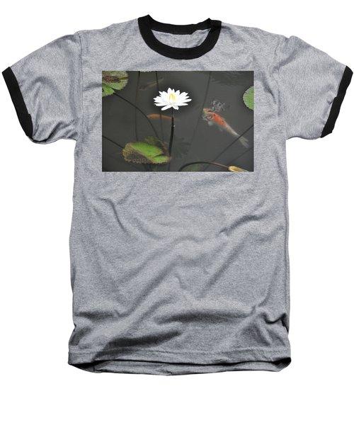 Blowing Bubbles Baseball T-Shirt