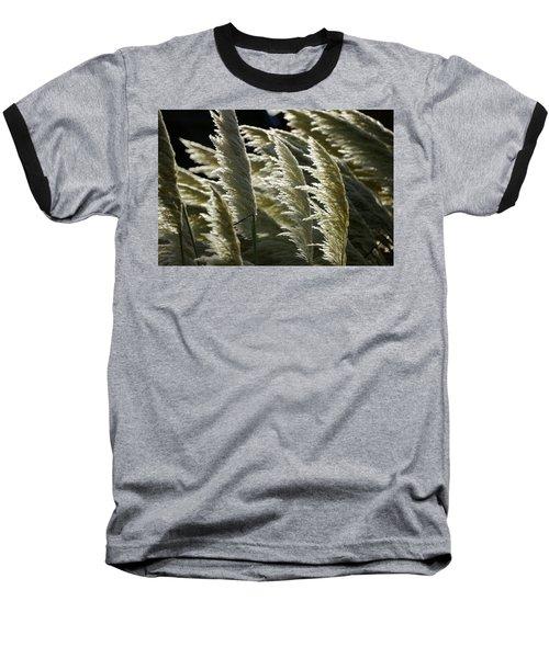 Blowing Free Baseball T-Shirt