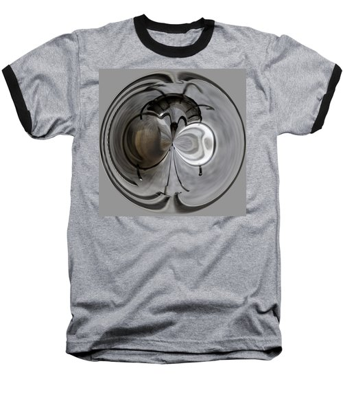 Blown Out Filament Baseball T-Shirt