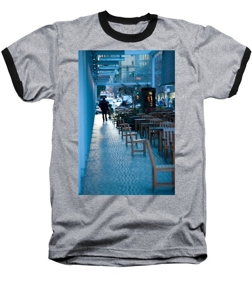 Blue Afternoon San Francisco Baseball T-Shirt