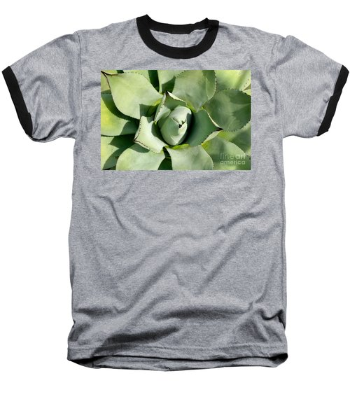 Blue Agave Baseball T-Shirt