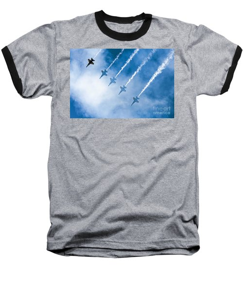 Blue Angels Baseball T-Shirt