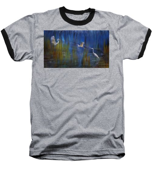 Blue Bayou II Baseball T-Shirt