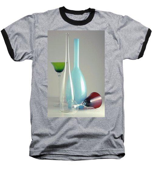 Blue Bottle #2 Baseball T-Shirt