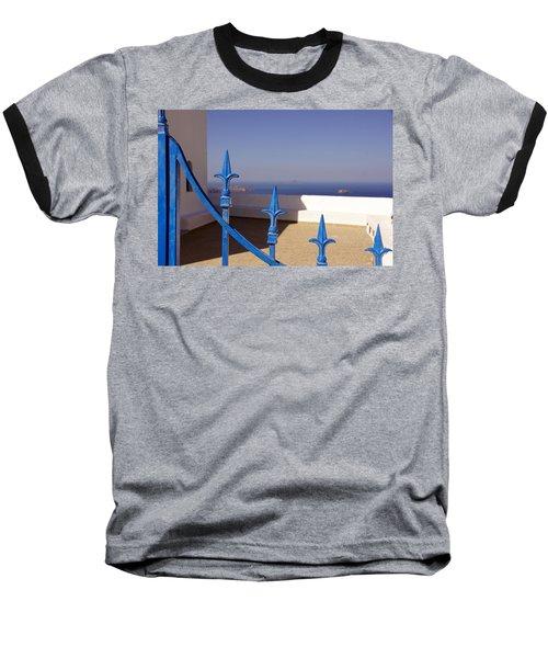 Blue Gate Baseball T-Shirt