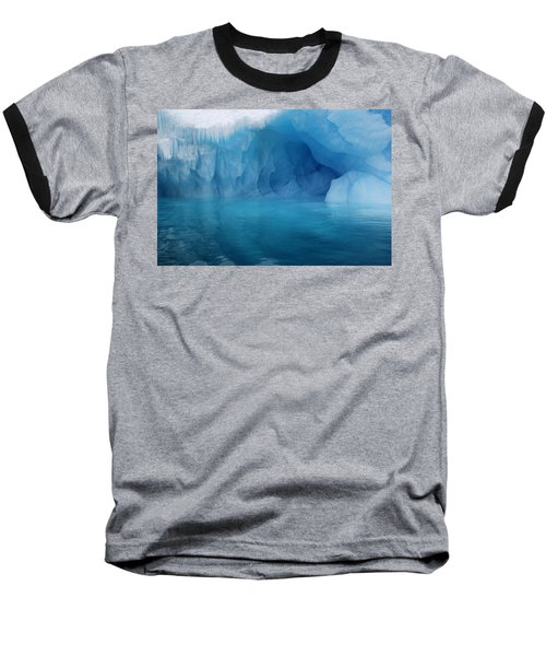 Blue Grotto Baseball T-Shirt