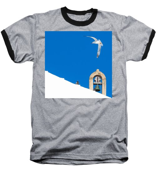 Blue Gull Baseball T-Shirt