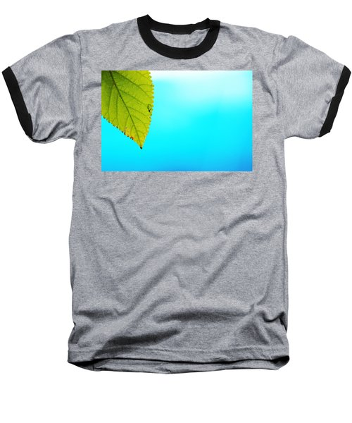 Blue Lagoon Baseball T-Shirt