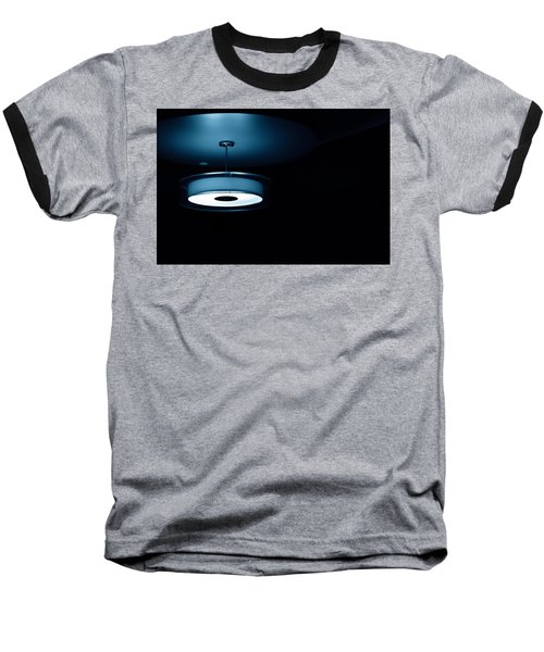 Blue Light Baseball T-Shirt