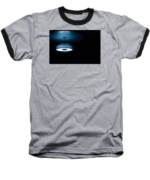 Blue Light Baseball T-Shirt