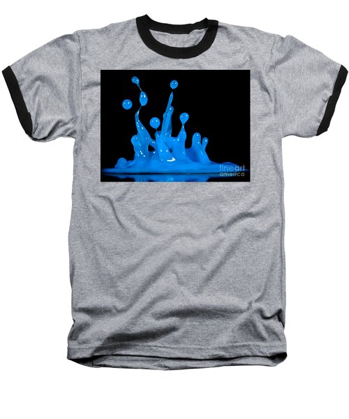 Blue Man Group Baseball T-Shirt