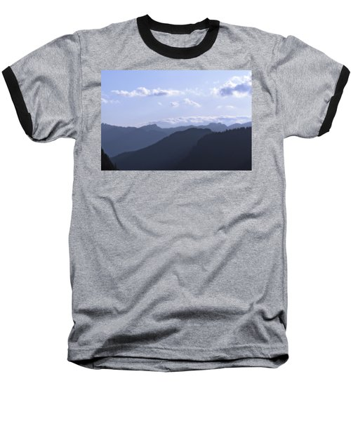 Blue Mountains Baseball T-Shirt