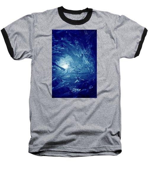 Blue Baseball T-Shirt by Richard Thomas