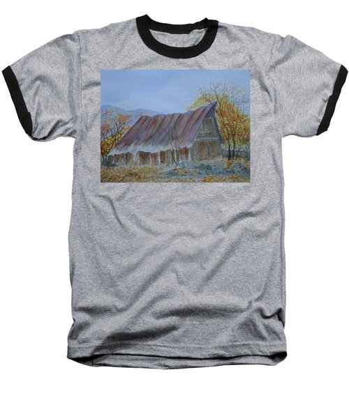 Blue Ridge Barn Baseball T-Shirt