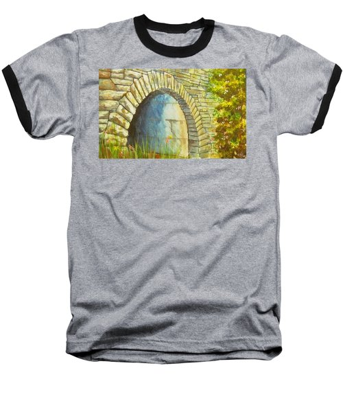 Blue Ridge Tunnel Baseball T-Shirt