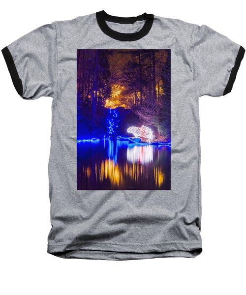 Blue River - Full Height Baseball T-Shirt
