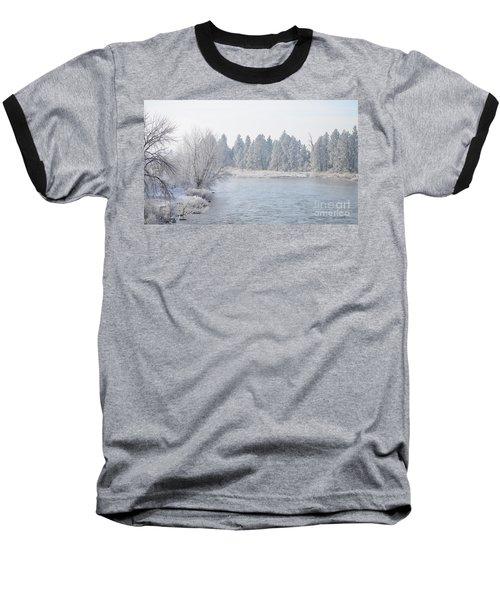 Blue Tint Baseball T-Shirt