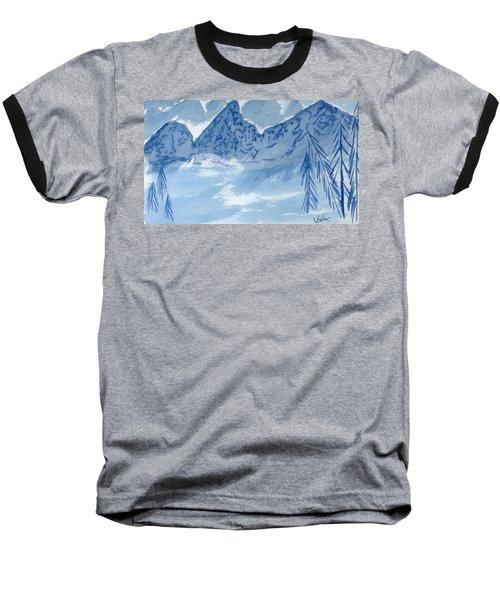 Blue View #2 Baseball T-Shirt