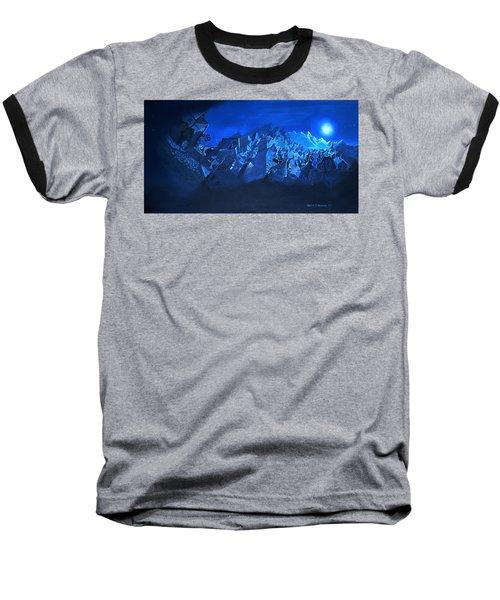 Blue Village Baseball T-Shirt