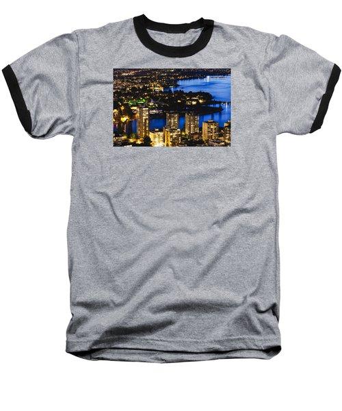 Blue Water Kitsilano Mcdix Baseball T-Shirt