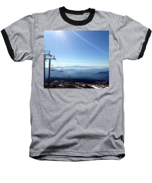 Blue Yonder Baseball T-Shirt