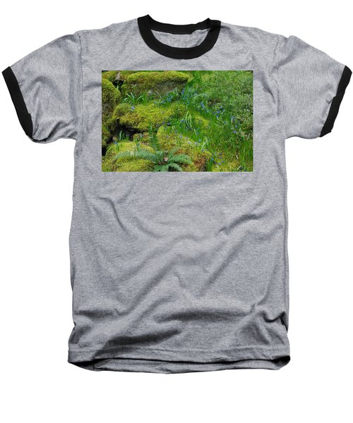 Baseball T-Shirt featuring the photograph Bluebells  by Marilyn Wilson