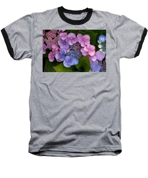 Blueberries And Cream Baseball T-Shirt
