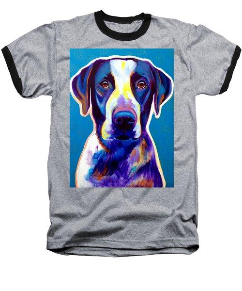 Bluetick Coonhound - Berkeley Baseball T-Shirt