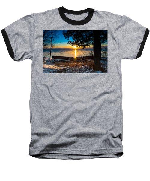 Bluff  Benches Baseball T-Shirt