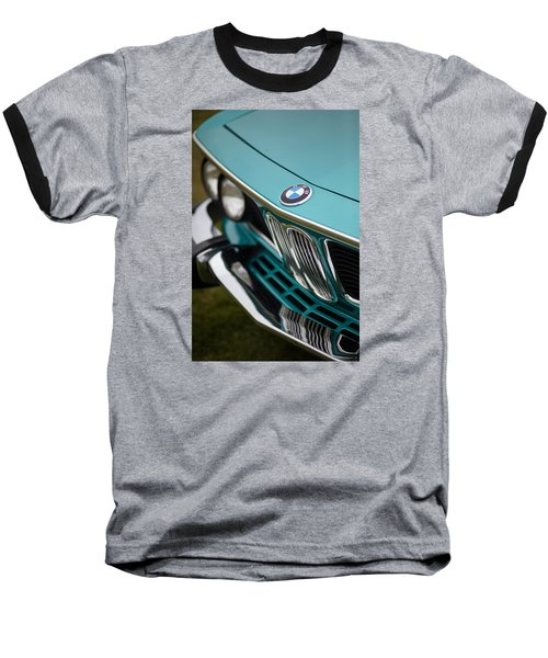 Bmw 3.0 Cs Front Baseball T-Shirt