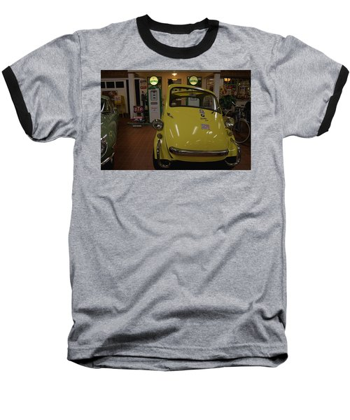 Bmw Isetta Baseball T-Shirt