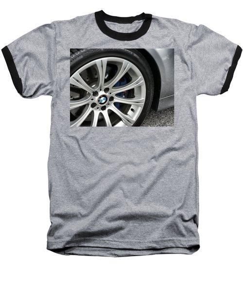 B M W M5 Baseball T-Shirt
