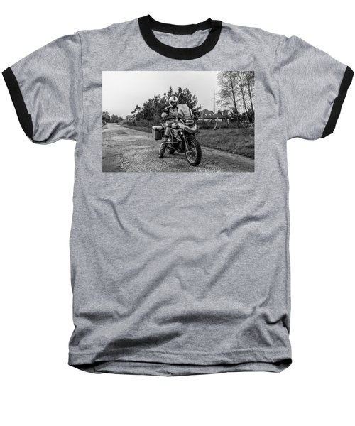 Bmw R 1200 Gs Baseball T-Shirt