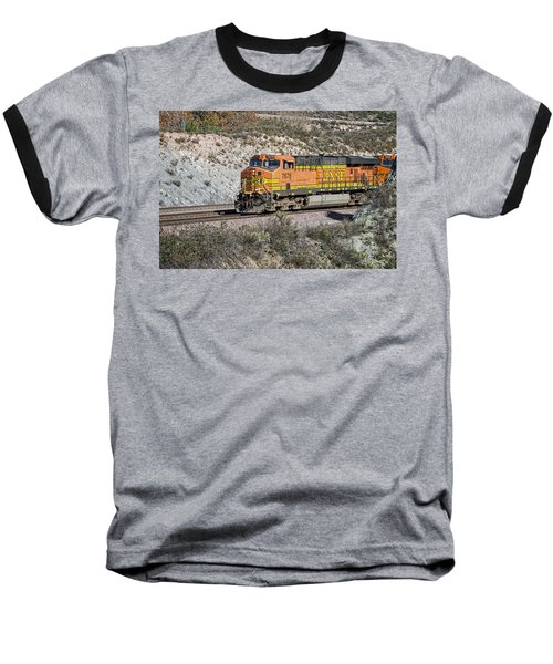 Baseball T-Shirt featuring the photograph Bn 7678 by Jim Thompson