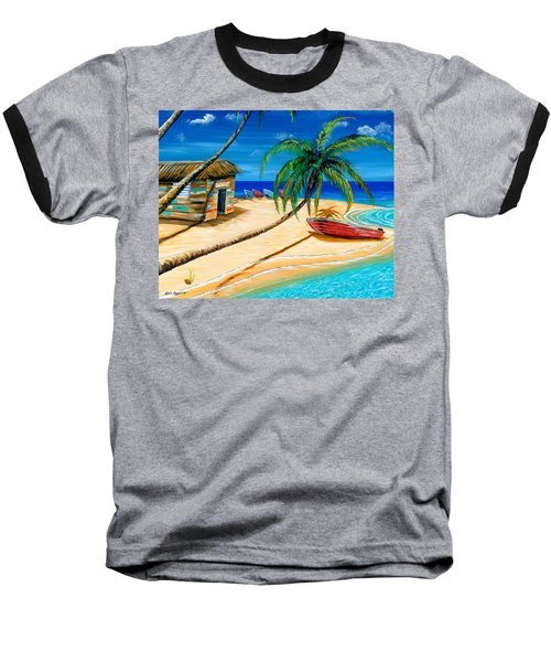 Boat Rent Baseball T-Shirt