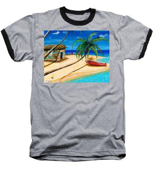 Boat Rent Baseball T-Shirt