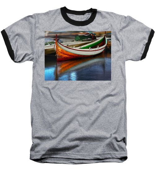 Boat Baseball T-Shirt