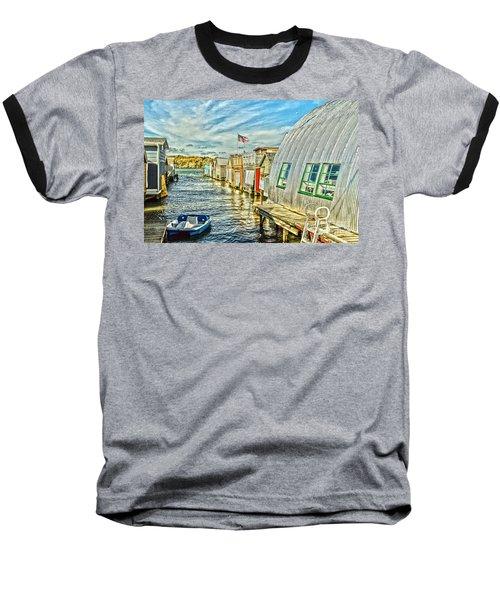 Boathouse Alley Baseball T-Shirt