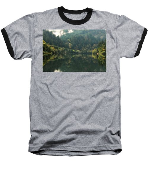 Baseball T-Shirt featuring the photograph Boathouse by Katie Wing Vigil