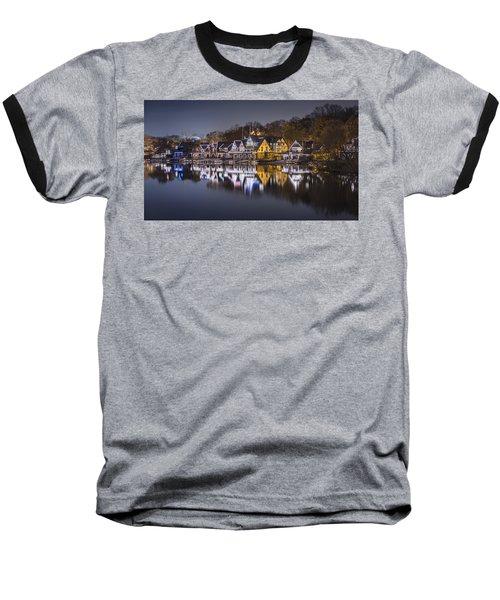 Boathouse Row Baseball T-Shirt