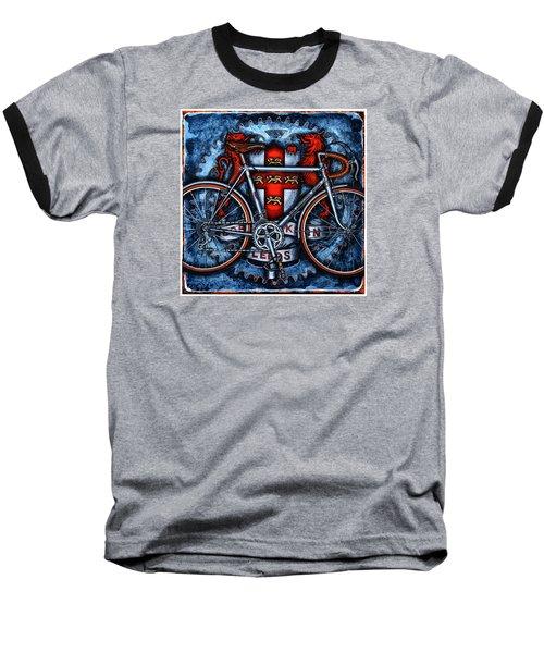 Bob Jackson Baseball T-Shirt by Mark Jones