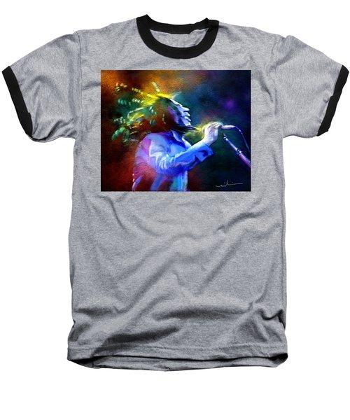 Bob Marley 01 Baseball T-Shirt