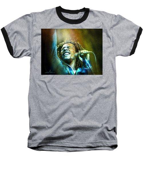 Bob Marley 06 Baseball T-Shirt