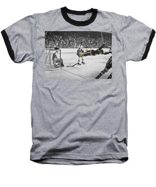 Bobby Orr 2 Baseball T-Shirt