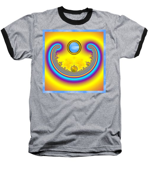 Bobby's Blue Skies Baseball T-Shirt