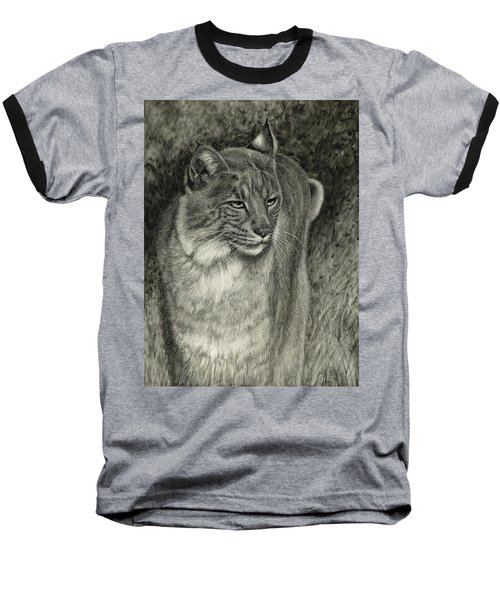 Bobcat Emerging Baseball T-Shirt