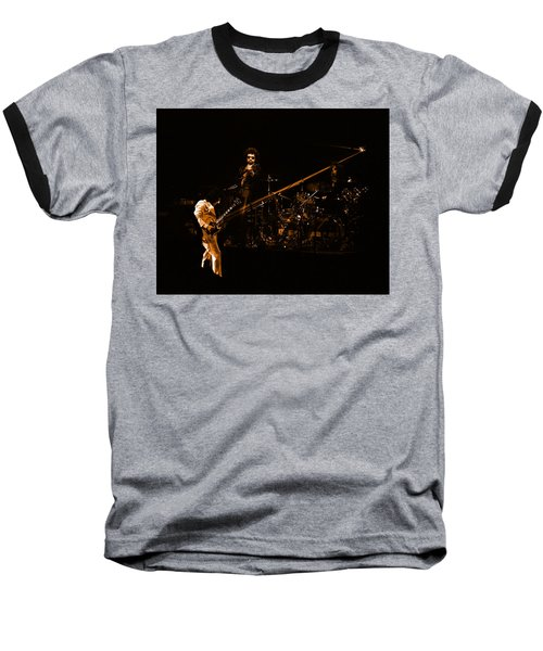 Boc #4 Lasers In Amber Baseball T-Shirt