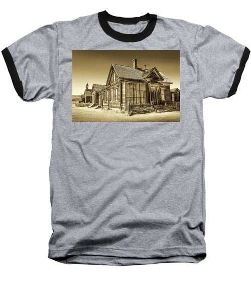 Bodie Ghost Town Baseball T-Shirt